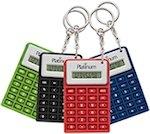 Super Mini Flexible Calculators